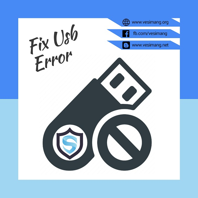 Hướng dẫn cách nạp lại Firmware cho USB