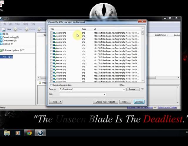 Chọn 1 file bất kỳ trong 160 file, ấn chuột phải vào file đó