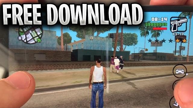 Hướng dẫn tải GTA San Andreas bản mới nhất
