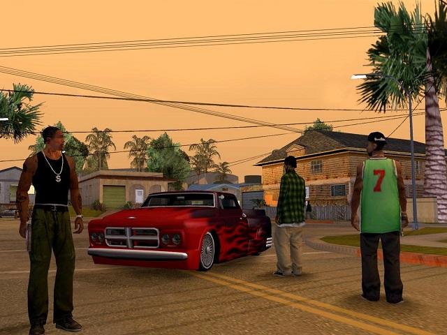 Lệnh cheat vũ khí GTA San Andreas bản 5