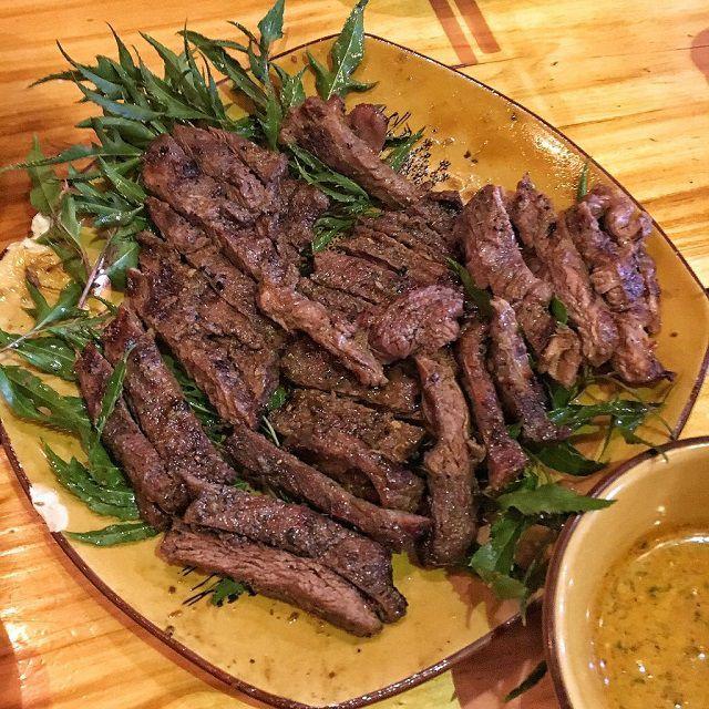 6 bước chế biến thịt ngựa xào rau răm cực kỳ đơn giản và nhanh chóng