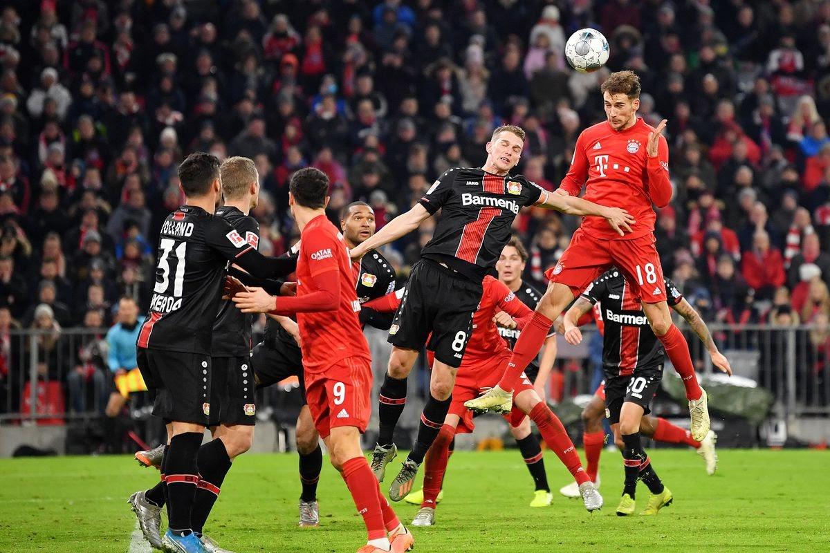 Đội bóng Bayer Leverkusen đang có được sự khởi động thuận lợi
