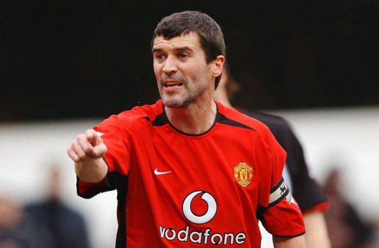 Roy Keane – Thủ lĩnh quỷ đỏ thành Manchester