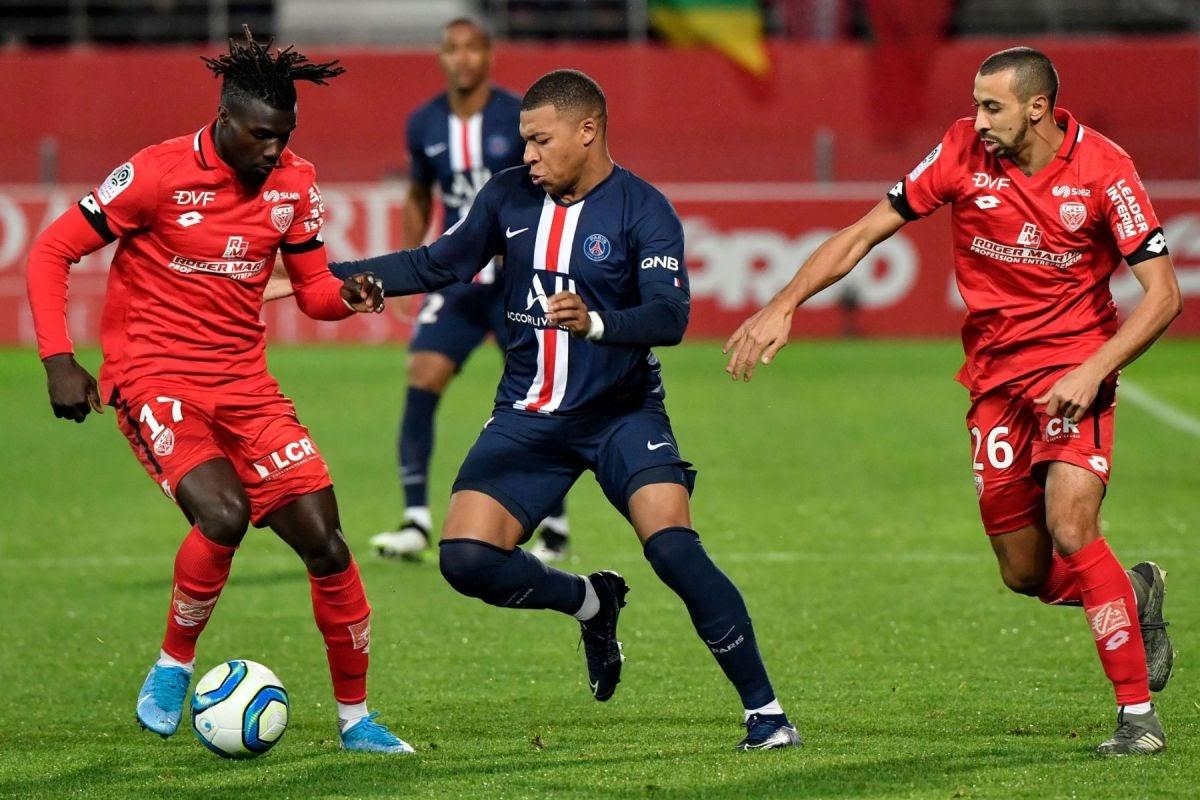 Dijon là đội có hàng công tệ hại nhất vào mùa giải năm ngoái